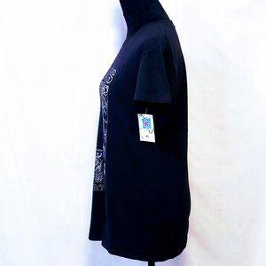 The Doors Tops - 💕The Doors Black & Silver T-shirt size XL💕